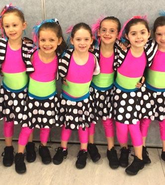 Group Dancers