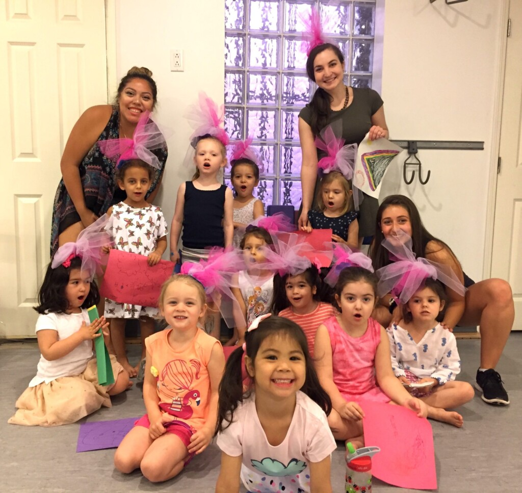Kids Dance Camp
